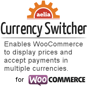 Currency Switcher for WooCommerce 1.6/2.0.x