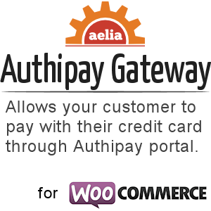 Authipay for WooCommerce 1.6/2.0.x