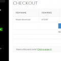 Currency Switcher for Easy Digital Downloads - Checkout