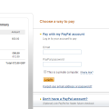 Currency Switcher for Easy Digital Downloads - PayPal payment