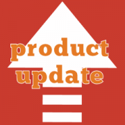 Aelia - Product update badge