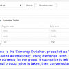 Prices by Country - Simple product