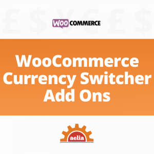 WooCommerce Currency Switcher Add-ons