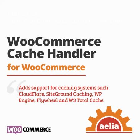 WooCommerce Cache Handler