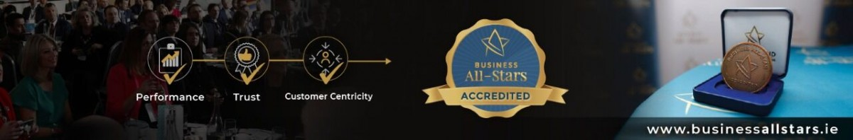 Business All-Stars Accredited - LinkedIn Header